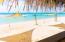 Enjoy the stunning Caribbean views from the beach at Bananarama