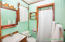 Private bathroom in unit #2