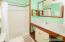 Bathroom in unit #13