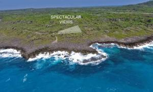 Spectacular cove-top homesite, Great ocean view D-1, Utila,