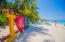 West Bay Beach at Mayan Princess