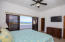 Master bedroom has walk out to the large ocean view terrace