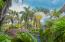 Lush tropical gardens surround the grounds as La Sirenas