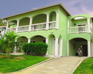 Sunset Villas 2A, Roatan,