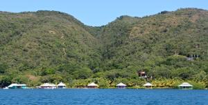 in Old Port Royal, Mango Creek Lodge, Roatan,