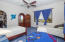Guest room is located on the 2nd floor offering additional privacy