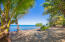 This property has 327 feet of beach frontage
