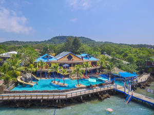 West Bay, The Mansion at Caribe Tesoro, Roatan,