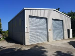 Sandy Bay storage, Roatan,