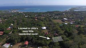 Build-ready Home site in Bambu, Luscious Green Property, Utila,