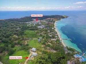 Serenity Casa West Bay, Roatan,