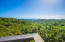 Enjoy the stunning ocean views surrounded by the lush mountain side
