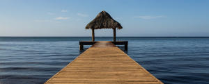Sandy Bay, Beachfront Lot, Roatan,