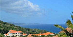 Turrets Lot Above West Bay, Stunning Views, .85 Acre, Roatan,