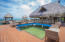 Community dock in Guaiabara includes a kitchen, seapool and sitting area