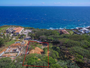 Aerial view of Lot 38A
