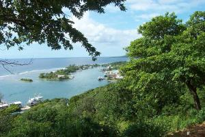Pandy Town, Lot 13&14 With Fantastic views, Roatan,