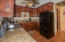Granite counters and well stocked. Offered turnkey