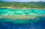 Aerial view of Lawson Rock in Sandy Bay Roatan