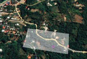 Road Lot, Ready to Build, Lot 7 West End/West Bay, Roatan,