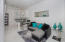 Open concept living area - property is being sold unfurnished