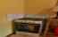 Full stove/oven for full time living