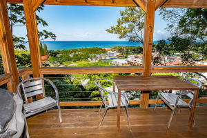 West Bay, 1 Bed 1 Bath, Ocean View Home, Roatan,