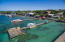 Splash Inn has a spacious dock that includes parking for boats and lounge area.