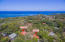 Aerial view of Jardines de Catalina, only unit A is being sold in this listing.