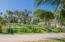 Stunning lot with mature trees.