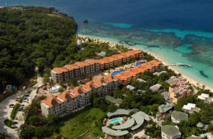 2 bedroom 2 bath 1388 sq ft, Infinity Bay Condo 504, Roatan,