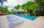 Lawson Rock has 3 community pools this one is located just steps away from Casa Azul