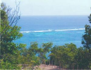 Camp Bay, .75 Ocean view lot, Roatan,