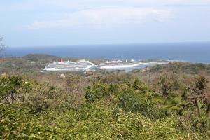 Brazil Hill, Roatan,