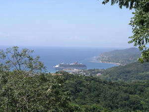 Lot B, Brazil Hill, Roatan,