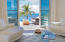 Enjoy the clear ocean views from your living room