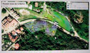 West Bay Road, Roatan, HN, Road Front TWO LOTS!! 1.4 acre, Roatan,