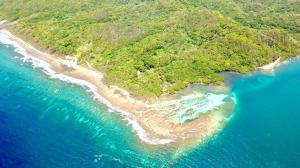 Caribe Point Shore 26.89 acres, Roatan,
