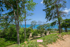 Lot 21 Ocean views from hillside lot 21