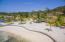 Manicured white sand beaches at Pangea Beach