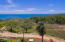 Clear ocean views from lot 18