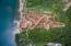 Aerial view of Pangea Beach