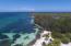 Sparkling sandy shores, Gibsons Bay East 110 ft beach, Utila,