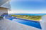Stunning panoramic ocean views from the pool area