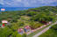 Aerial view of Villa 5A - please note only 5A is listed for sale in this listing