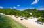 Miles of white sand beaches in Palmetto Bay