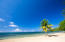 White sand beaches at Palmetto Bay