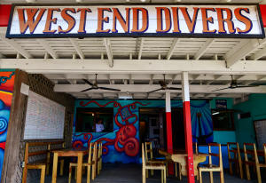 West End, West End Divers, Roatan,
