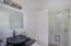 Master bedroom ensuite bathroom - property is being sold unfurnished
