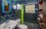 The bathroom in the Tortuga Condo